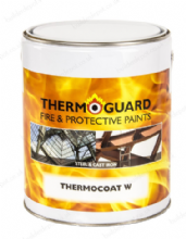 Thermoguard Thermocoat W Intumescent Fire Proof Steel Paint
